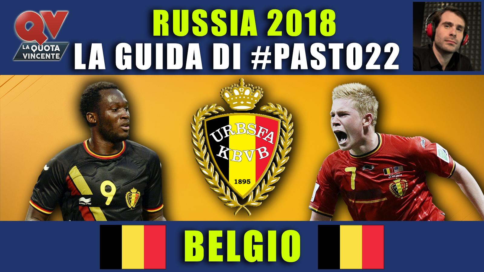 Guida Mondiali Russia 2018 Belgio