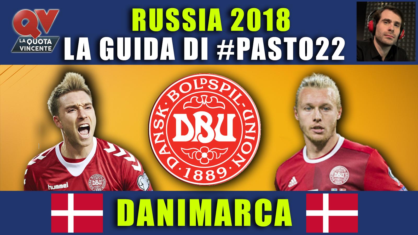 Guida Mondiali Russia 2018 Danimarca