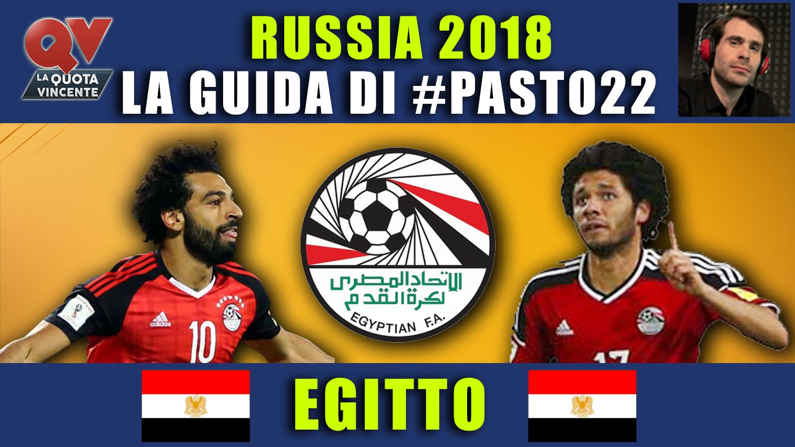 Guida Mondiali Russia 2018 Egitto