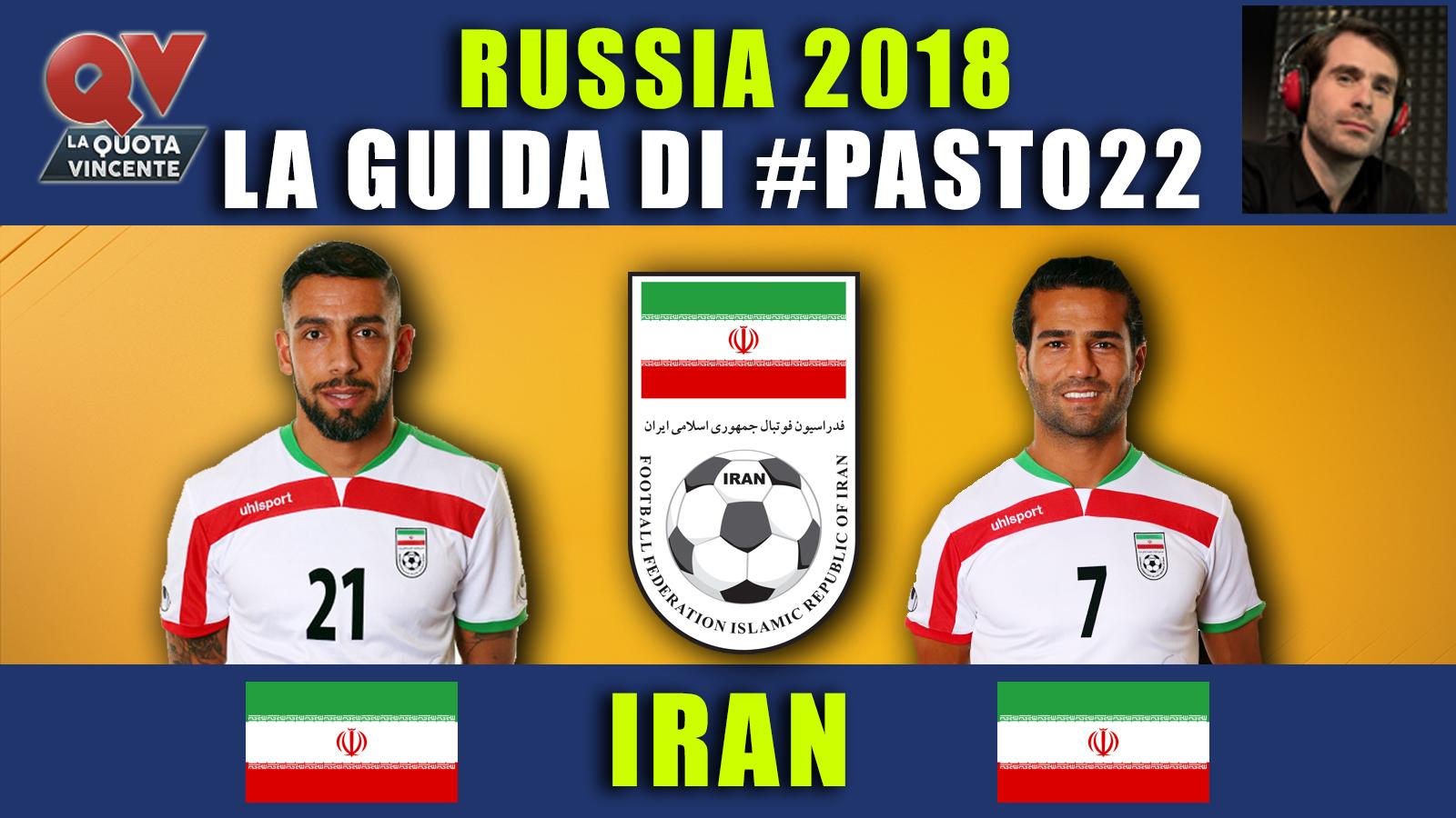 Guida Mondiali Russia 2018 Iran