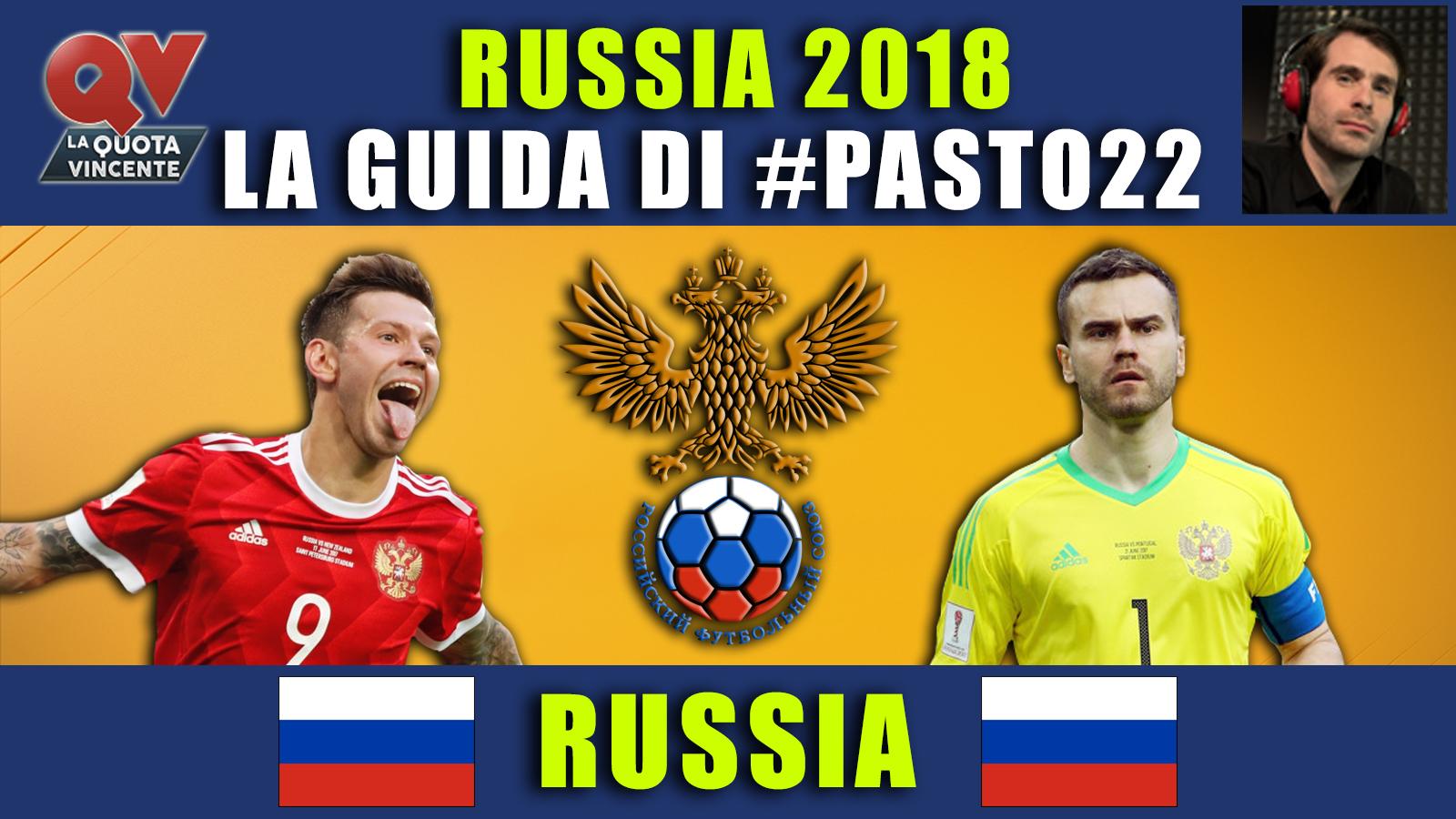 Guida Mondiali Russia 2018 Russia