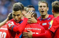 Varbergs-Helsingborg 19 giugno: si gioca per la 13 esima giornata del campionato svedese di Serie B. Ospiti nettamente favoriti per i 3 punti.