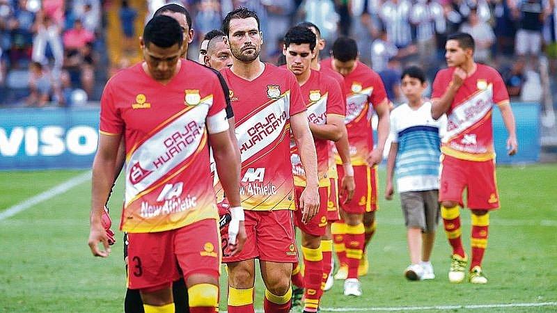 Primera Division Perù venerdì 17 maggio