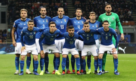 Uefa Nations League fase a gironi: le foto più belle delle ultime giornate
