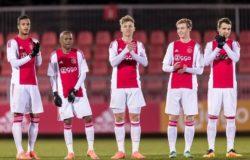Volendam-Jong Ajax 20 aprile