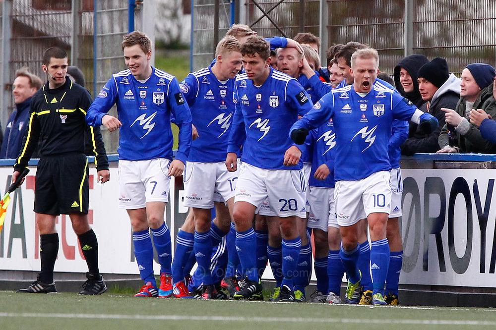 Islanda Inkasso-deildin 20 giugno: due gare per l'ottava giornata