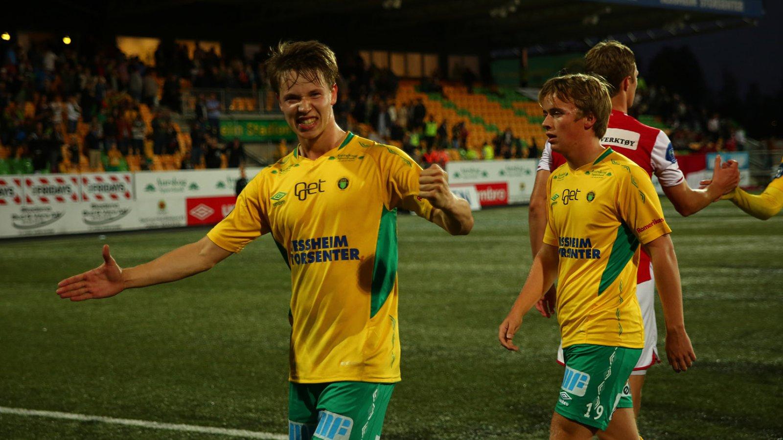 Eliteserien Norvegia 12 agosto