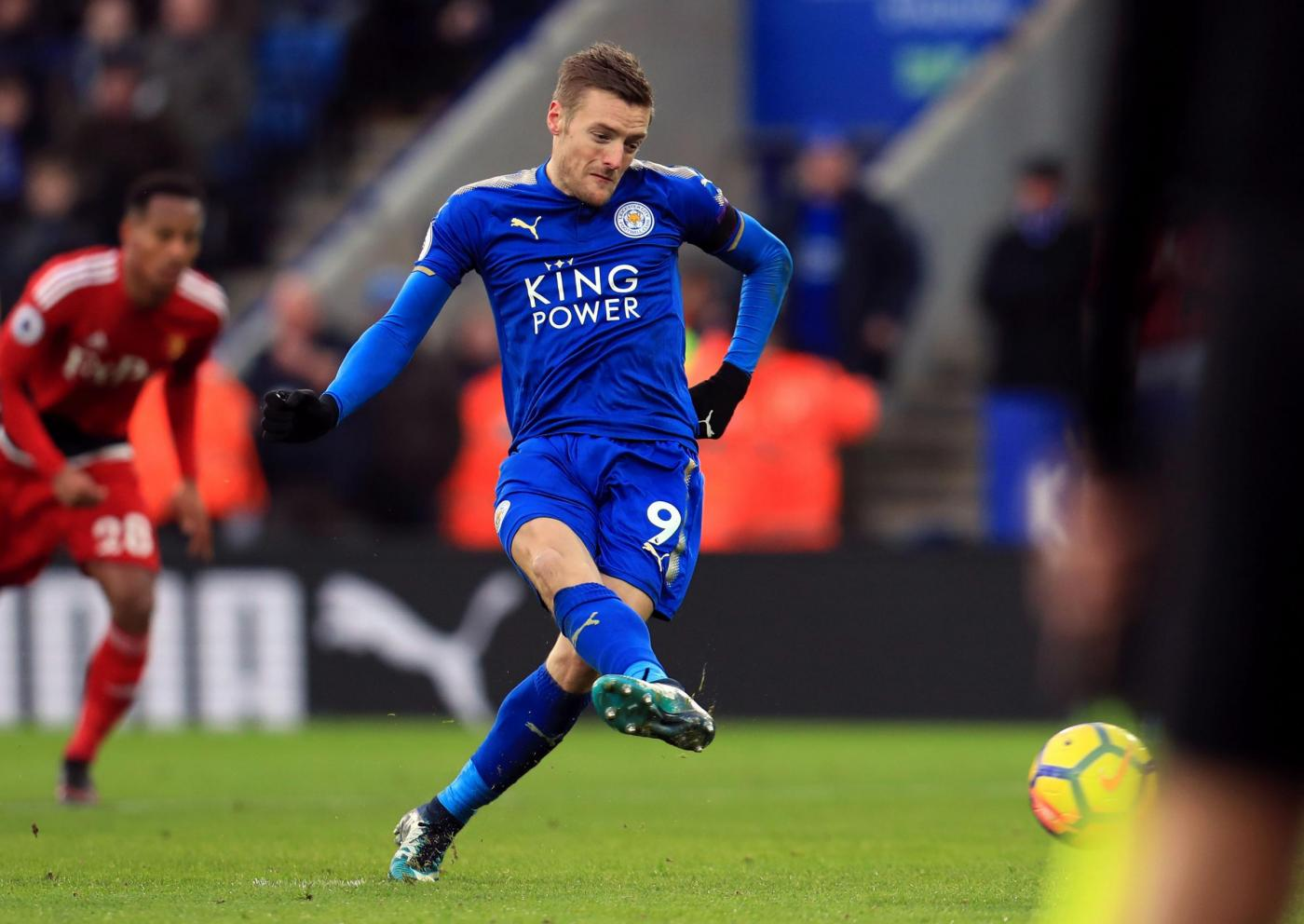 Leicester-Wolves 18 agosto