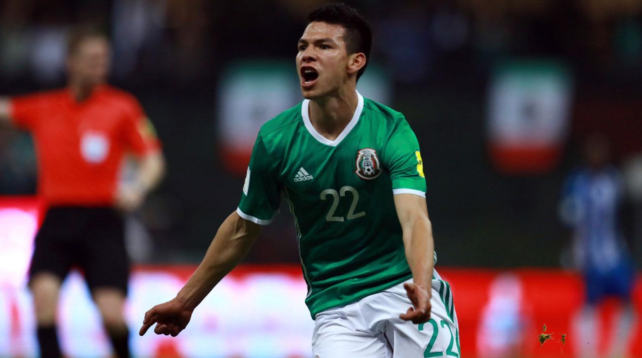 Lozano-Napoli: il messicano è desiderio di Ancelotti. De Laurentiis pronto ad accontentarlo, si tratta con il PSV Eindhoven