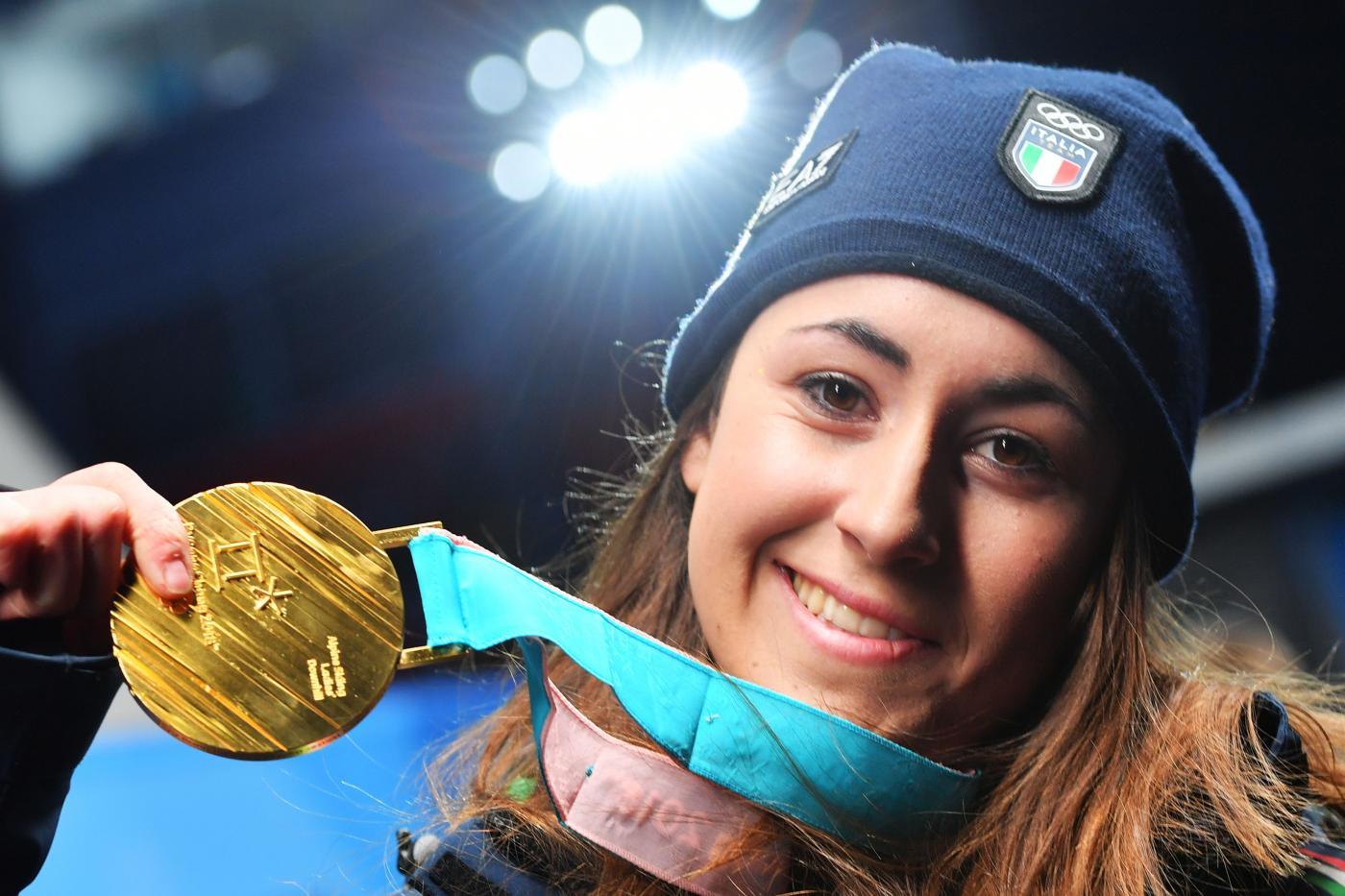 Giochi olimpici invernali di Pyeongchang: le immagini più belle degli Azzurri
