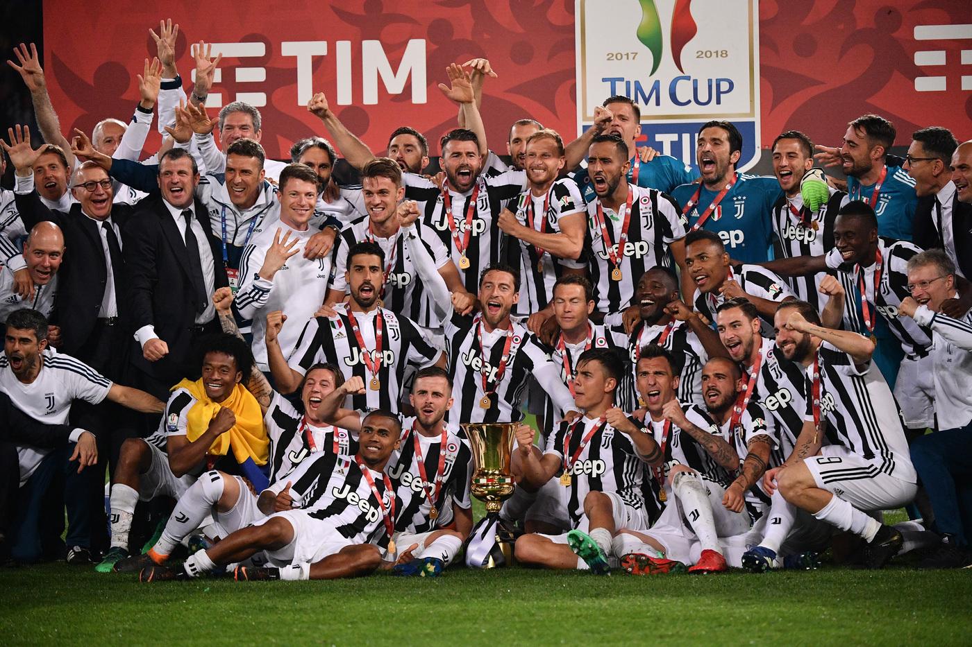 Mercato Juventus 21 luglio