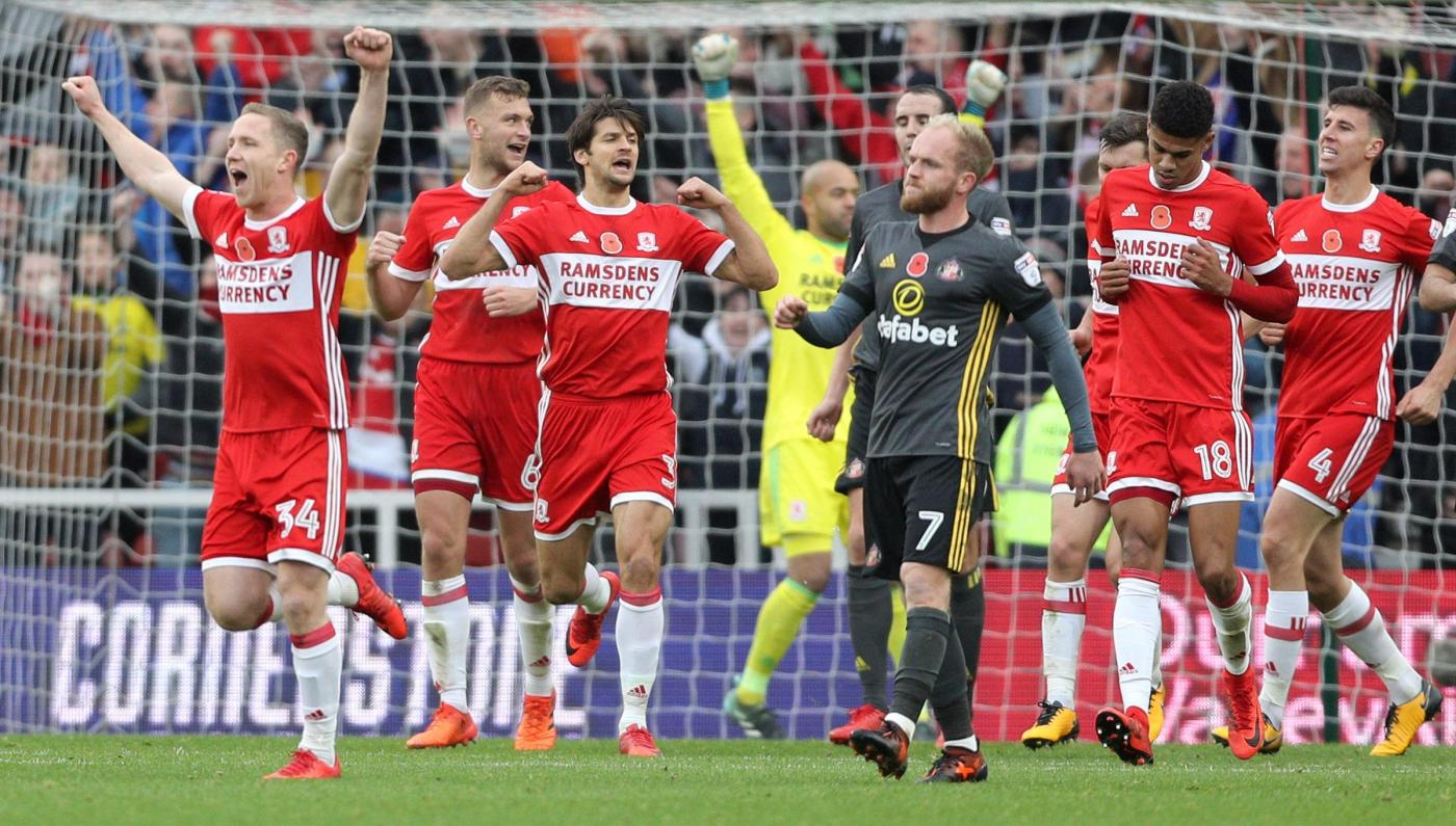 Middlesbrough-Notts County martedì 14 agosto