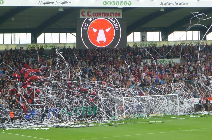 Nordsjaelland-Midtjylland 29 aprile: si gioca per il gruppo scudetto della Serie A danese. Scudetto sfumato per gli ospiti?