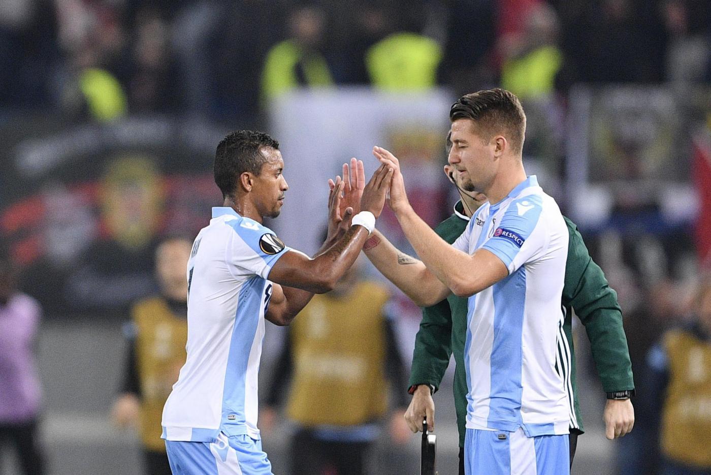 Nani-Sporting: ritorno ad un passo per l'esterno