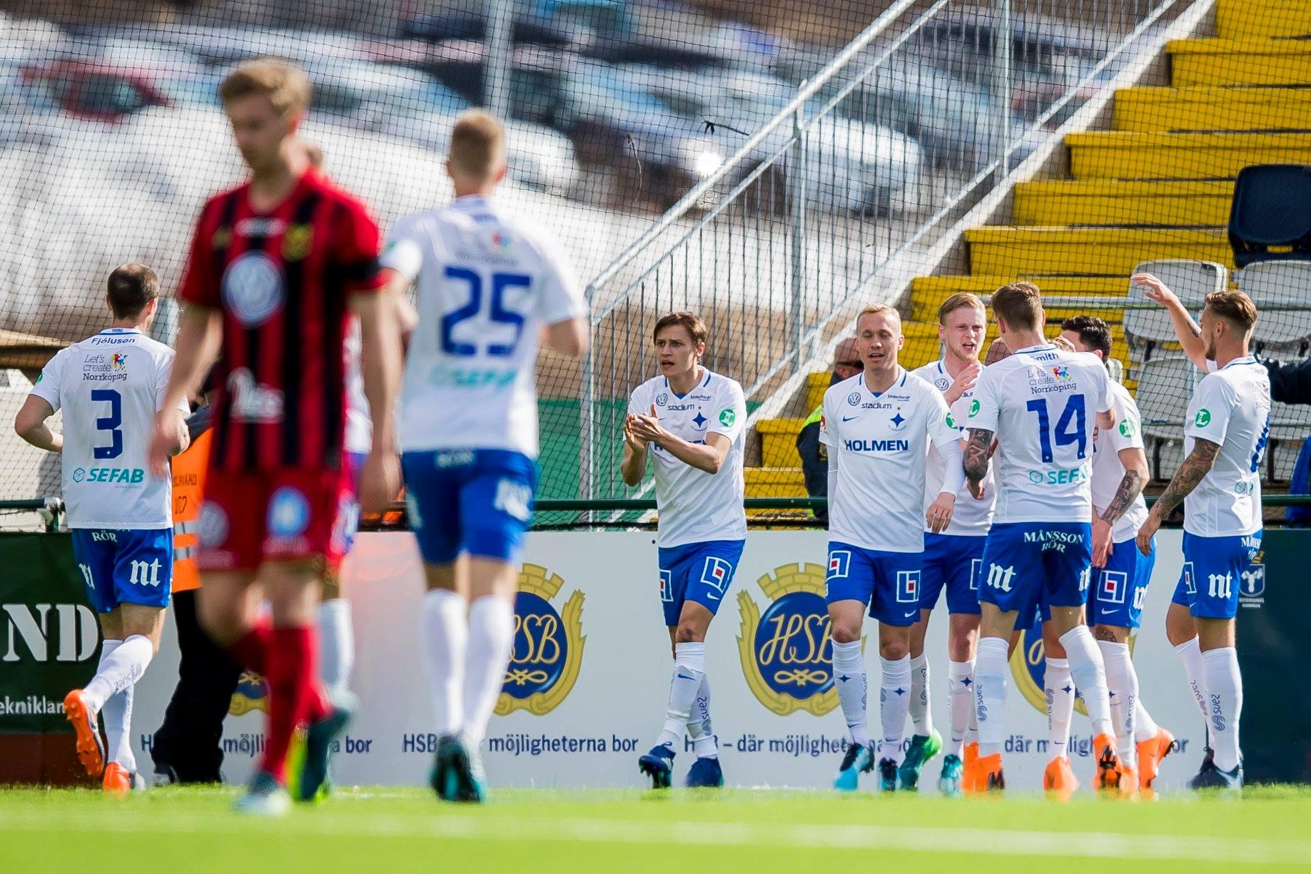 Allsvenskan mercoledì 31 ottobre. In Svezia 28ma giornata dell'Allsvenskan, il massimo torneo, con AIK Stoccolma primo a quota 59, +3 sul Norrkoping