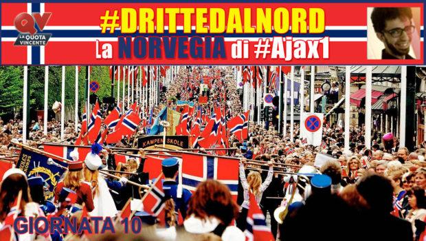Norvegia Giornata 10