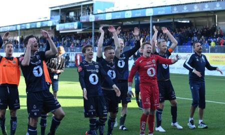Obos Ligaen Norvegia 25 novembre: si giocano 3 gare della post season del calcio norvegese. Squadre in campo per play-off e spareggio.