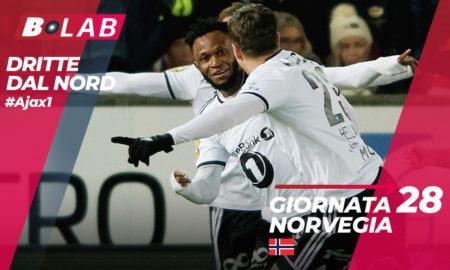 Norvegia Giornata 28