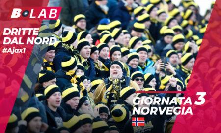 Norvegia Giornata 3