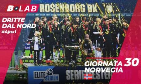 Norvegia Giornata 30