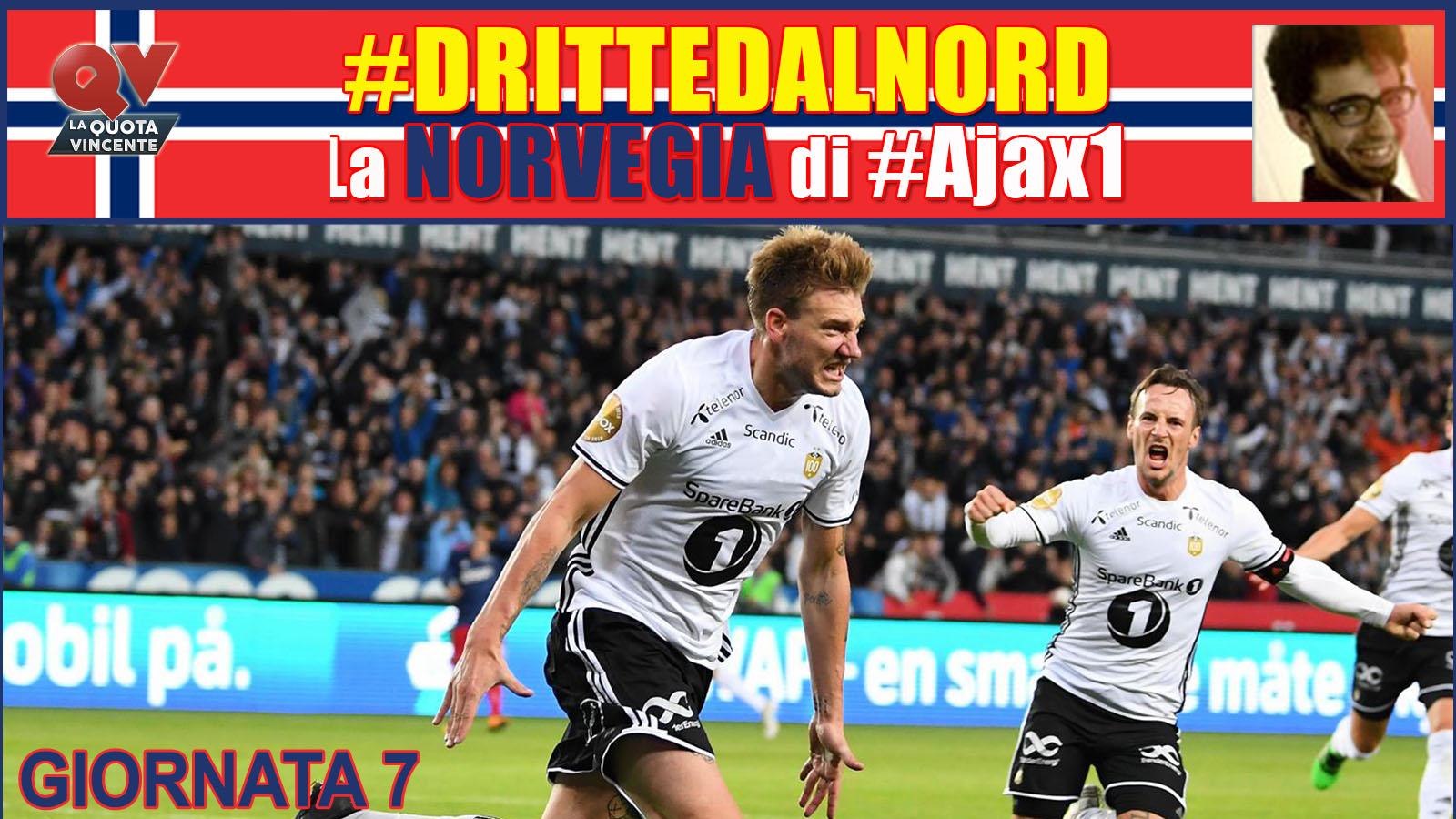 Norvegia Giornata 7