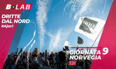 Norvegia Giornata 9