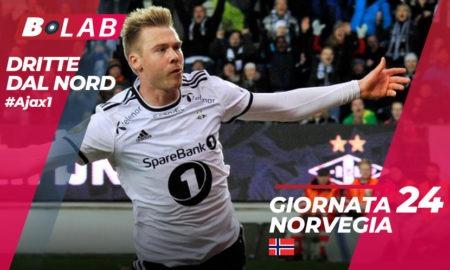 Norvegia Giornata 24