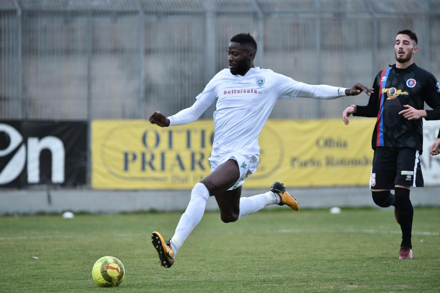 Serie C, Olbia-Prato 14 aprile: salvezza difficile per i toscani