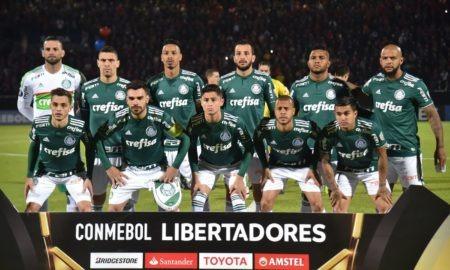 Palmeiras-Cerro Porteno giovedì 30 agosto
