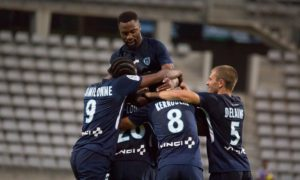 Paris FC-Beziers 17 agosto