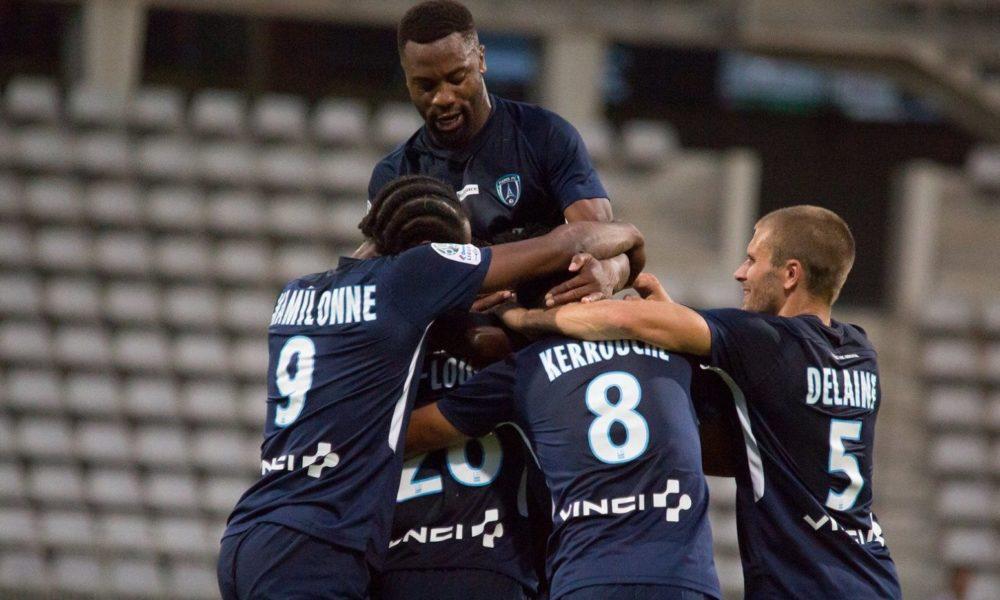 Pronostici Ligue 2 31 agosto