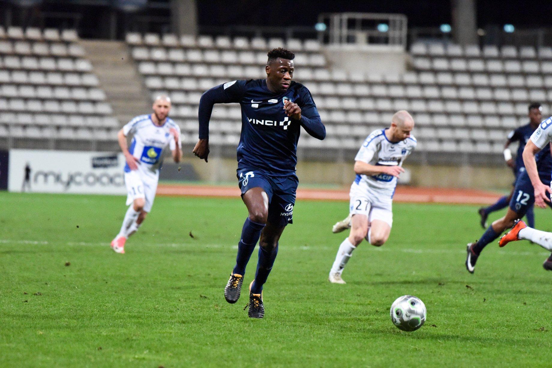 Paris FC-AC Ajaccio 14 agosto