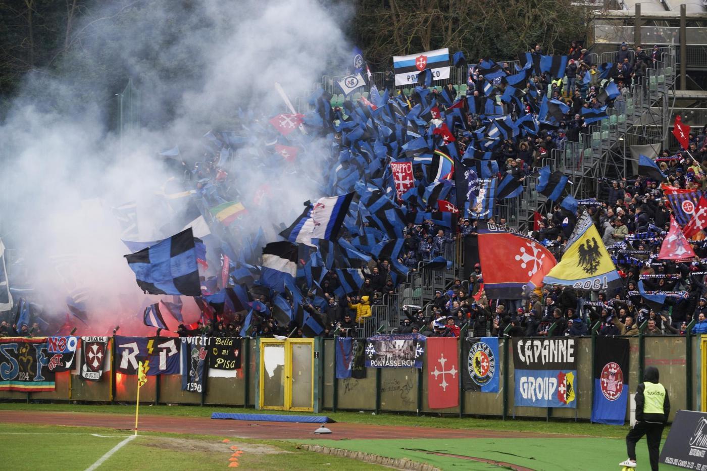 Pisa-Viterbese 23 maggio, analisi e pronostico Serie C ritorno playoff