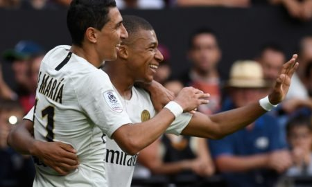 PSG-Angers 25 agosto