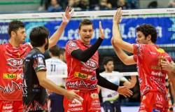 Superlega Volley domenica 19 novembre