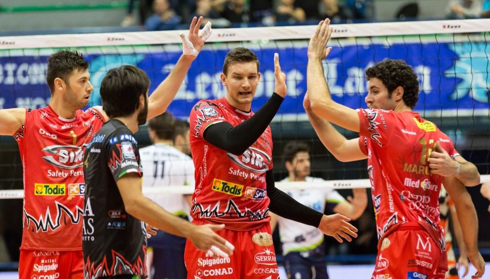 Superlega Volley domenica 19 novembre