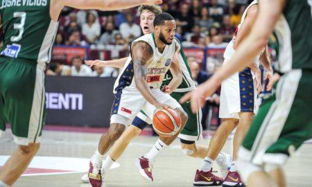 Serie A Basket domenica 24 marzo