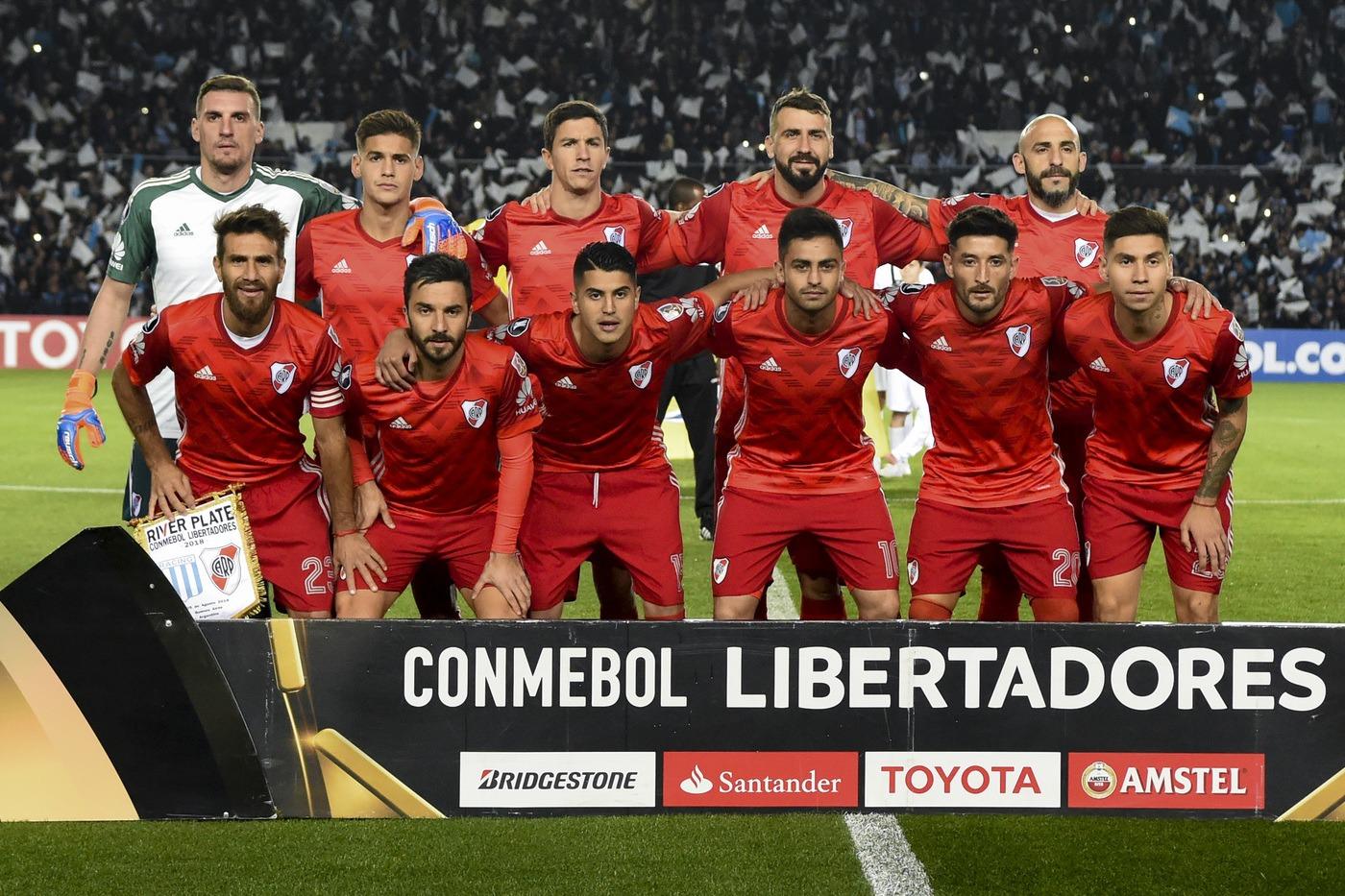 River Plate-Palestino mercoledì 13 marzo