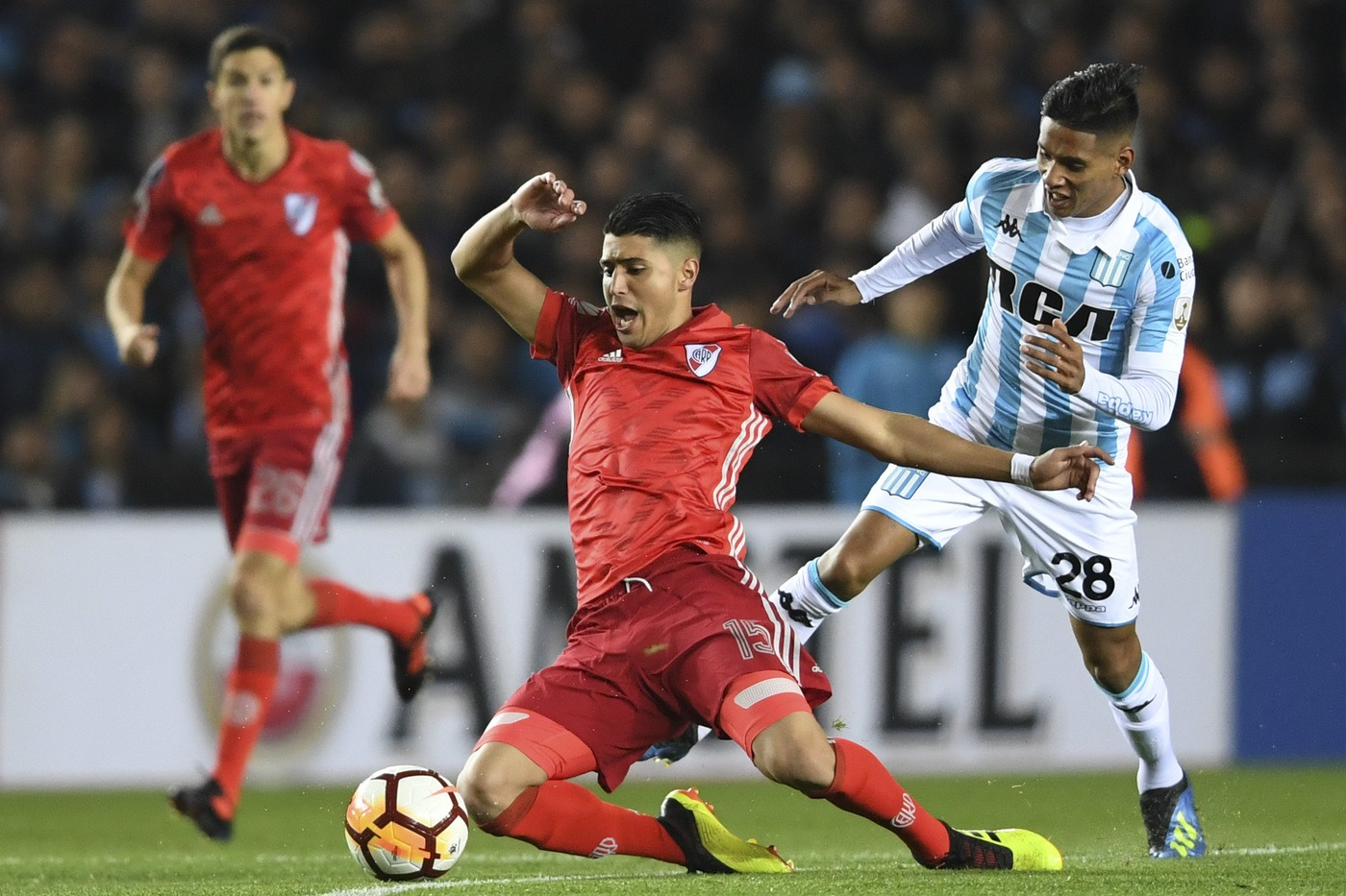 River Plate Contra Racing: River Plate-Racing Club Mercoledì 29 Agosto: Derby In Bilico
