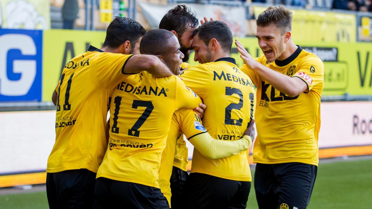 Eerste Divisie, G.A. Eagles-Roda 14 ottobre: analisi e pronostico della giornata della seconda divisione calcistica olandese