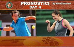 Tennis Roland Garros 2018 Day 4