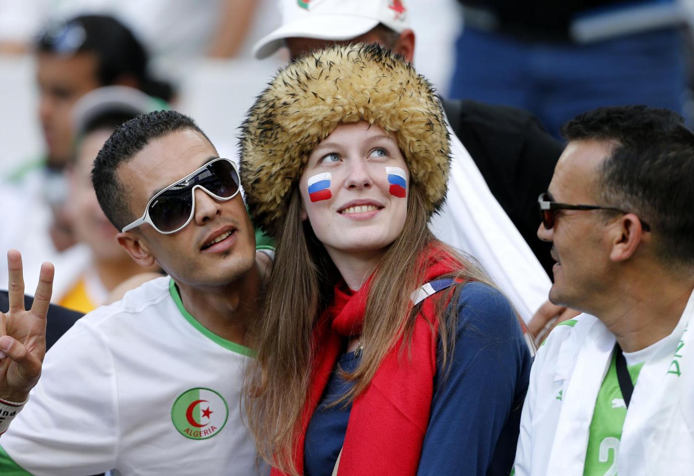 Gibilterra-Russia martedì 27 marzo