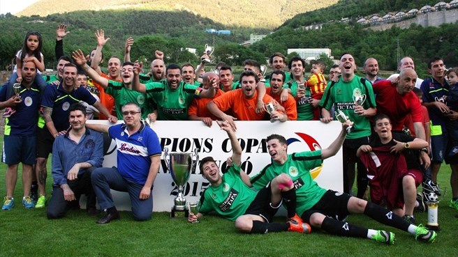Sant Julia-Europa FC 27 giugno
