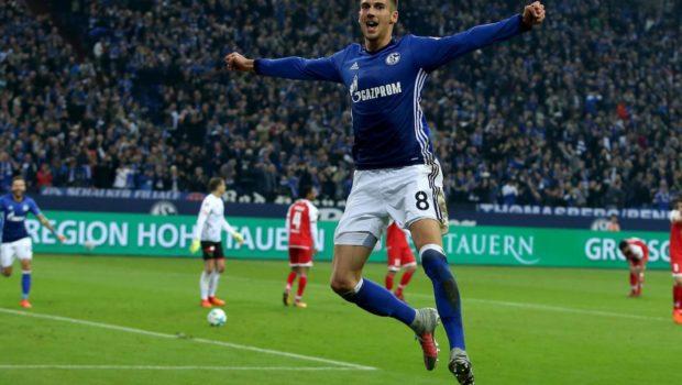 Schalke-Francoforte 18 aprile, analisi e pronostico DFB Pokal