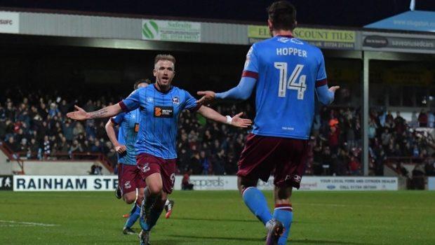 Rotherham-Scunthorpe mercoledì 16 maggio, analisi e pronostico League One playoff