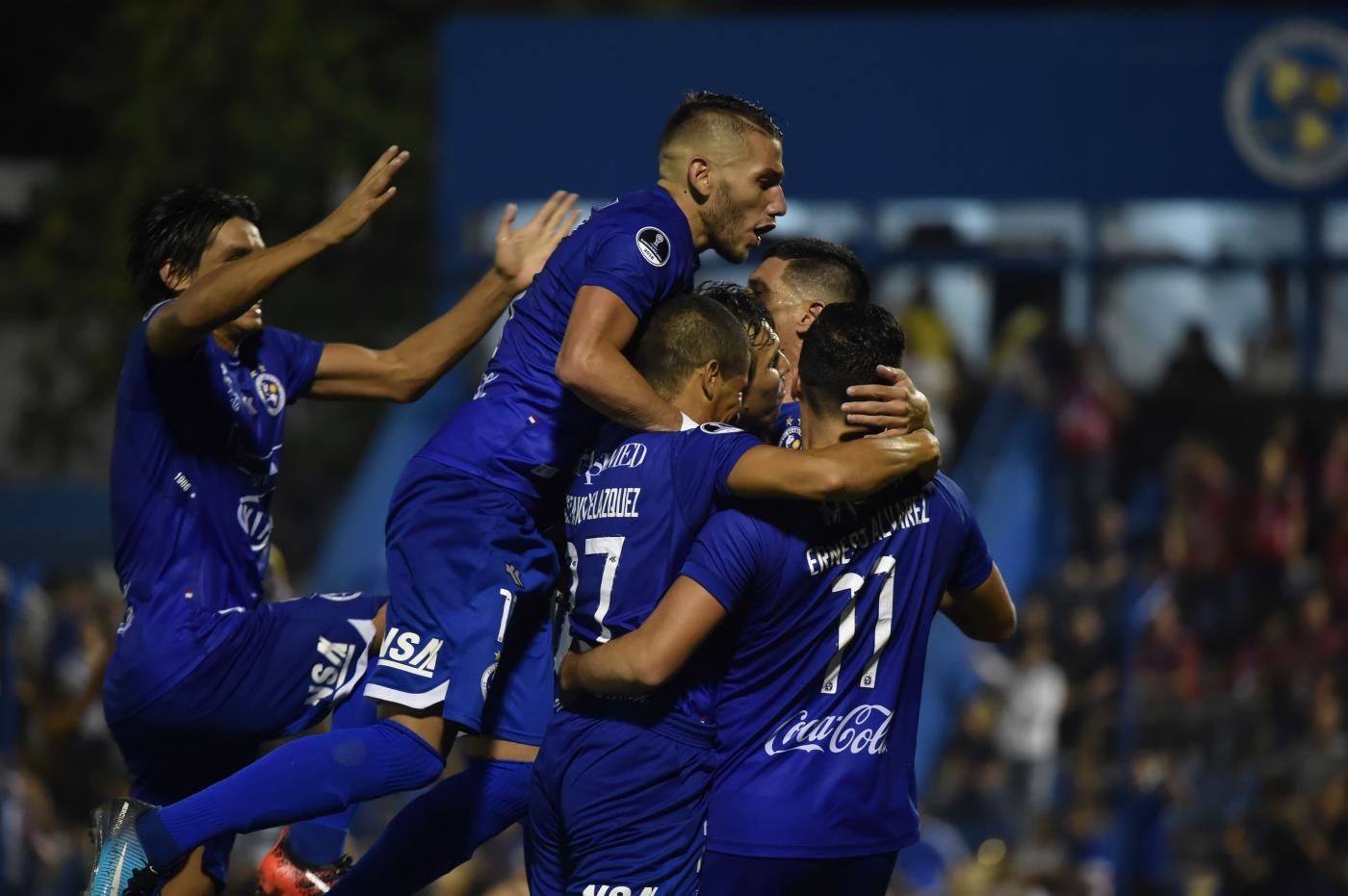Primera Division Paraguay giovedì 25 aprile