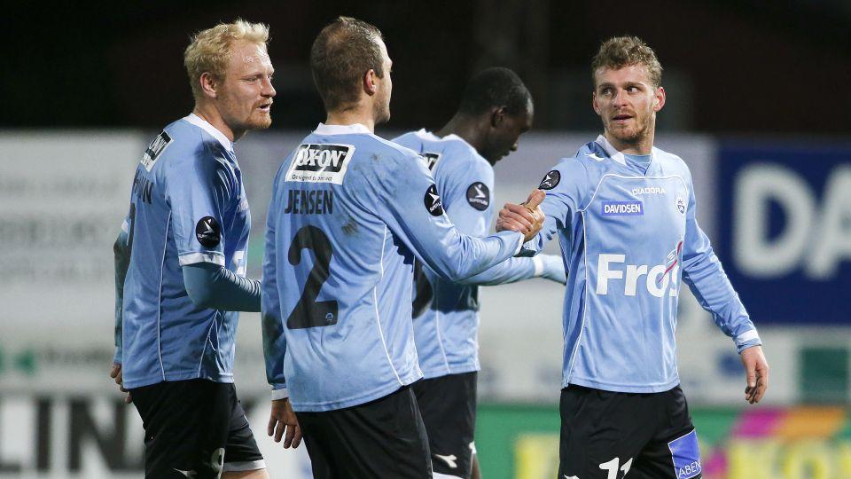 Sonderjyske-Aarhus 15 aprile: si gioca per il gruppo retrocessione della Serie A danese. I padroni di casa rischiano grosso.