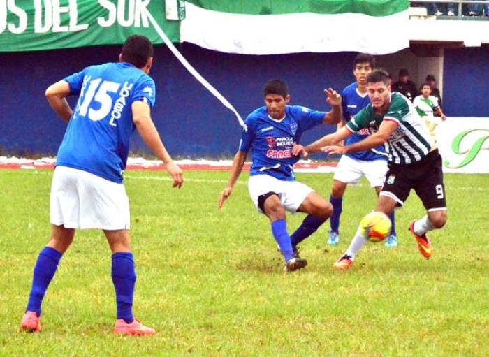 Bolivia Liga de Futbol Prof sabato 9 marzo