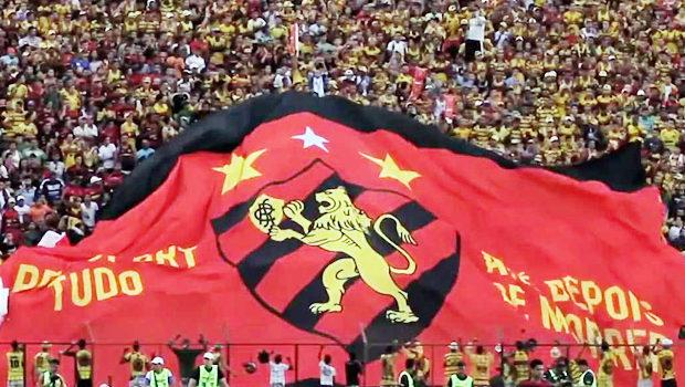 Sport Recife-Parana domenica 2 settembre