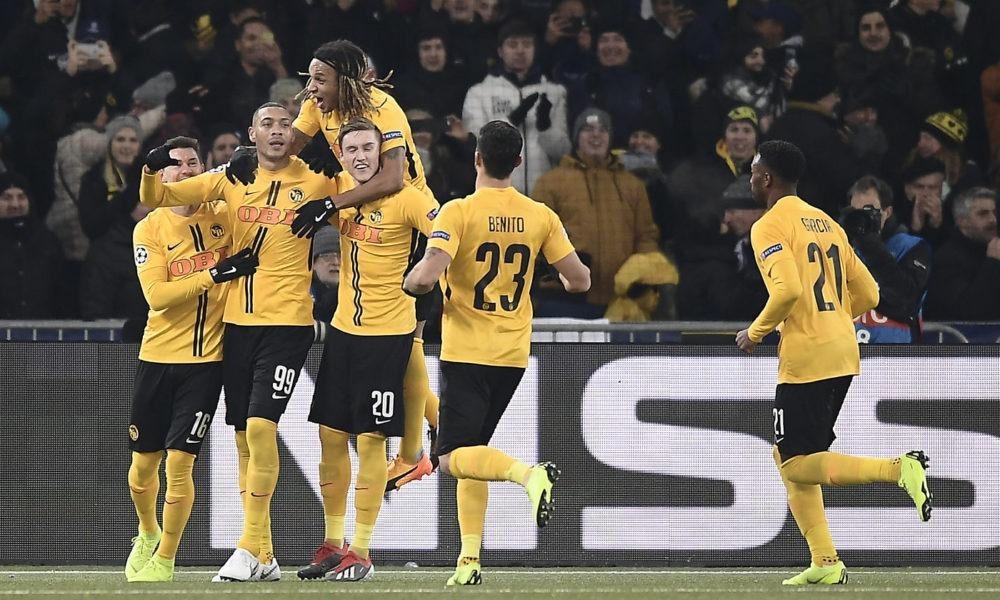Super League Svizzera 13 aprile